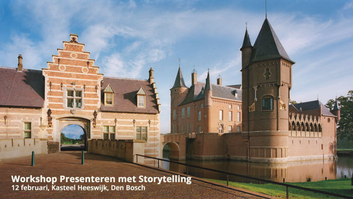 Training Storytelling Kasteel Heeswijk
