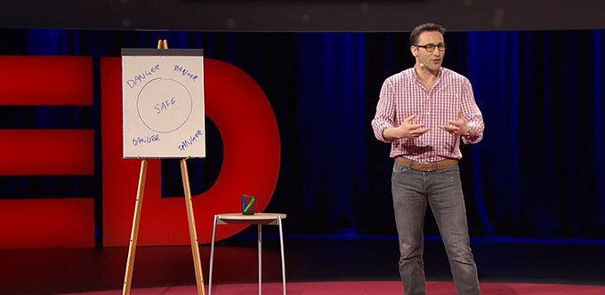 Boeiend presenteren zoals Simon Sinek