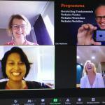 Een kijkje achter de schermen van een storytelling-training